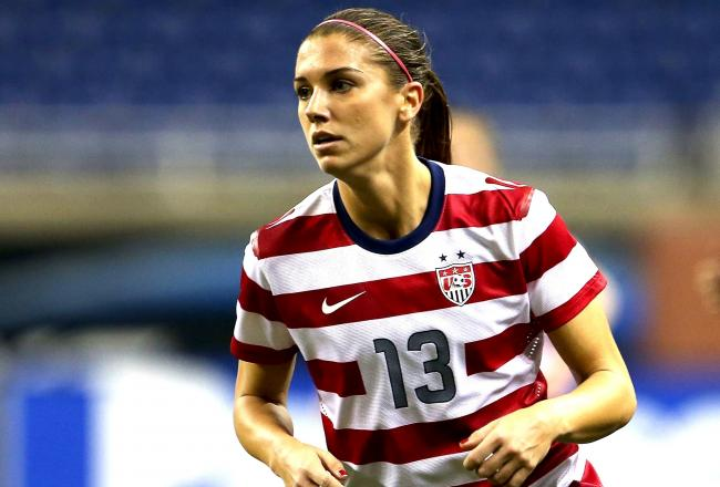 Alex Morgan - USA