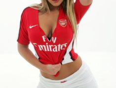 Arsenal girl