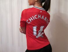 Manchester United - Chicharito fan