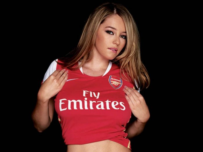 Arsenal - Keeley Hazell