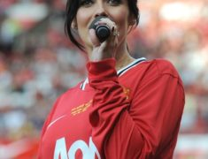 Kym Marsh - Manchester United