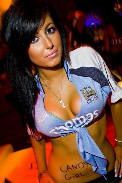 Manchester City - Candy Girl