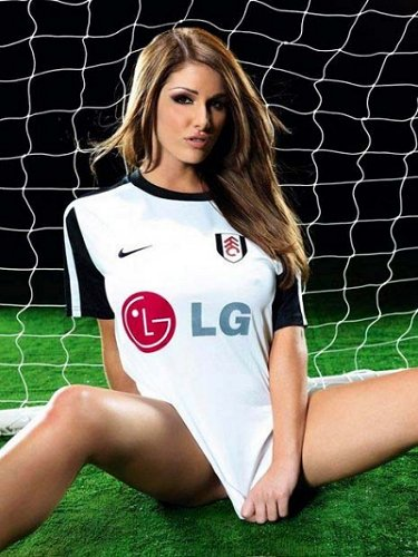 Lucy Pinder - Fulham