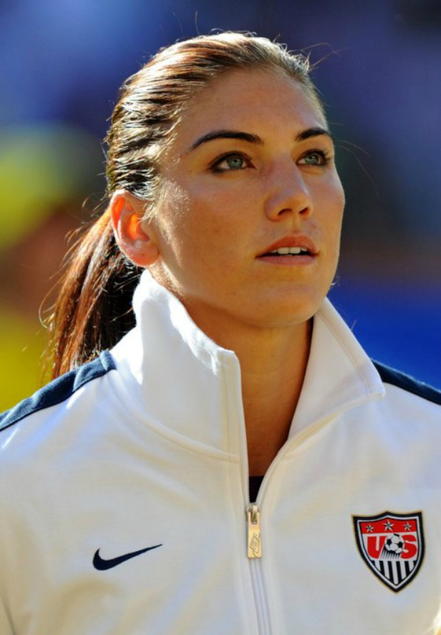 Hope Solo - USA