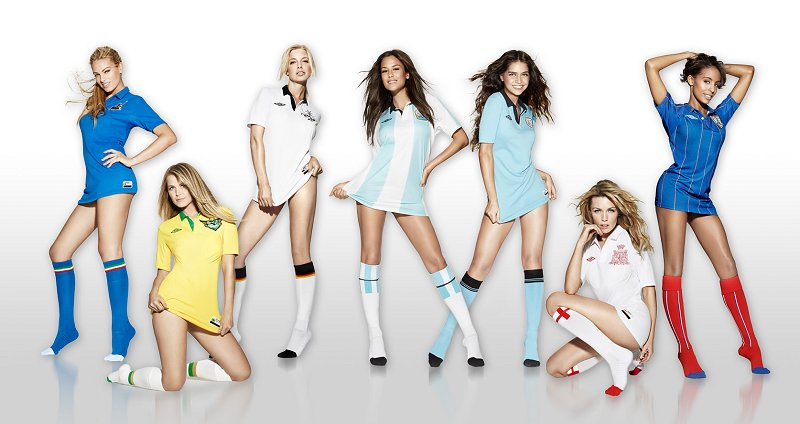 Umbro Girls